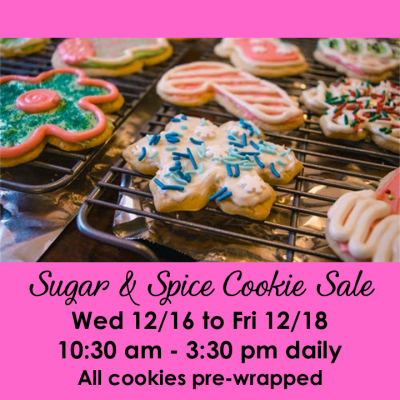 Cookie Sale v2 12.16.20