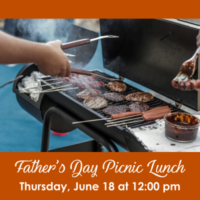 Father's Day Lunch 6.18.20