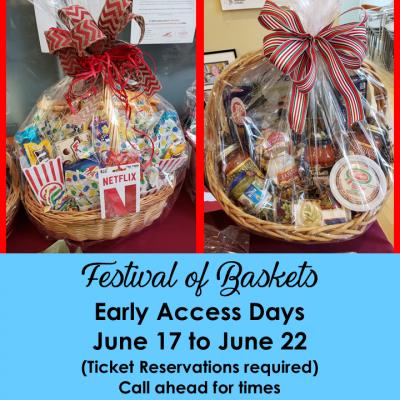 Festival of Baskets 2021