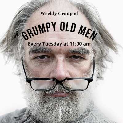 Grumpy Old Men weekly