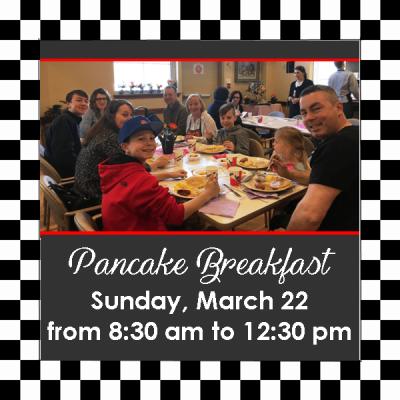 Pancake Breakfast 3.22.20